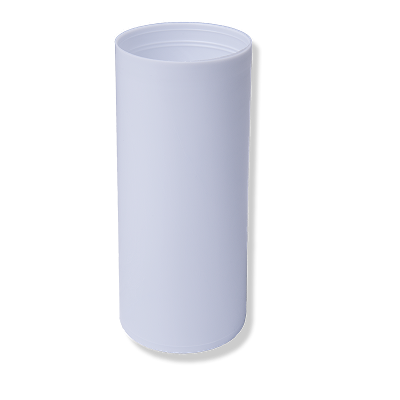 53X122 WHITE  CANISTER - Anfra Packaging