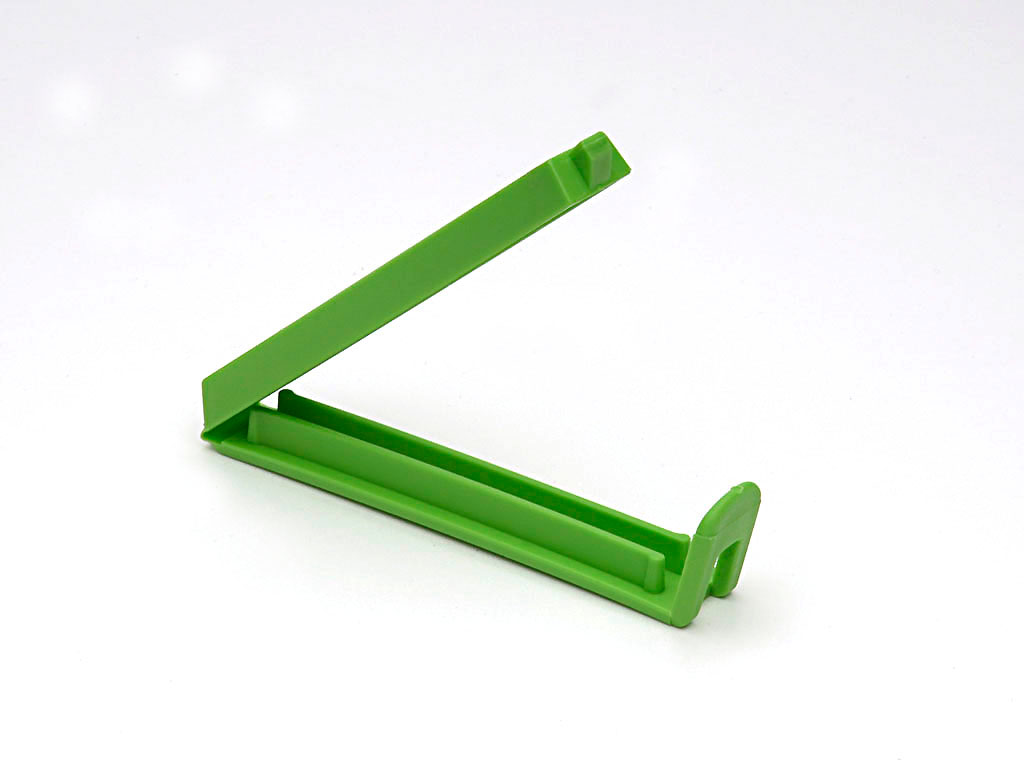 Green Multi-purpose Clamp - Anfra Packaging