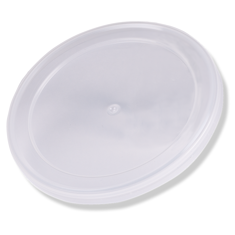 100 mm Translucent Plastic Overcap - Anfra Packaging