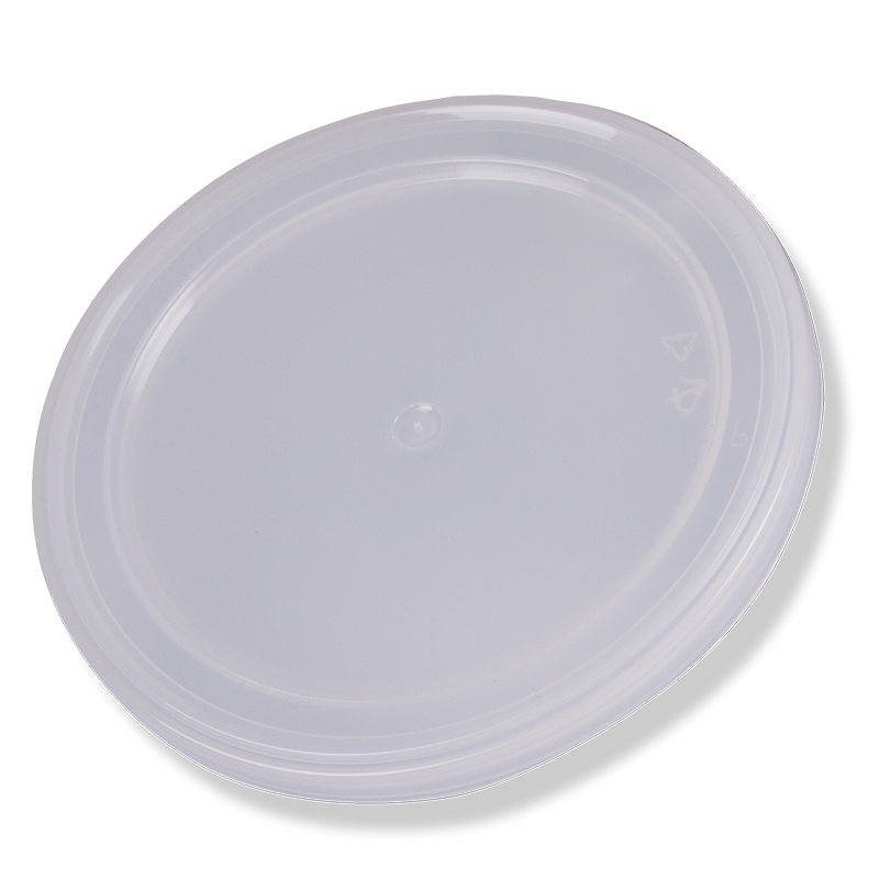153 mm Translucent Plastic Overcap - Anfra Packaging