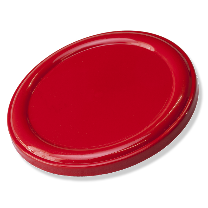 TB37 Red Flip Top Cap - Anfra Packaging