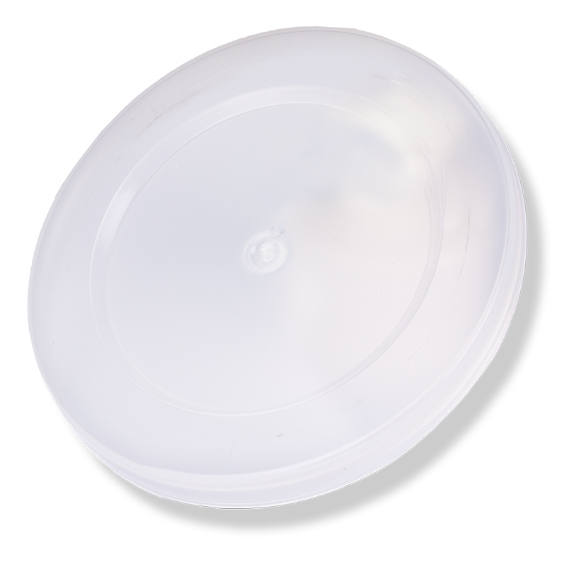 68mm Translucent Plastic Overcap - Anfra Packaging