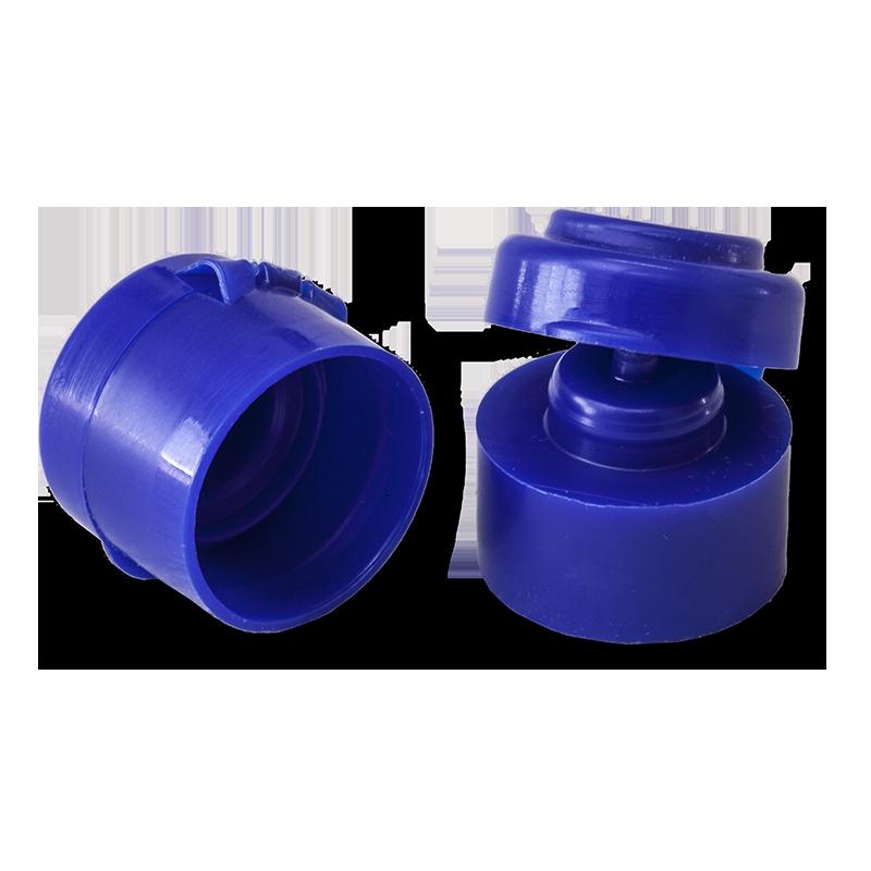 Capsule Bleue Orifice pour Edulcorant Liquide - Anfra Packaging