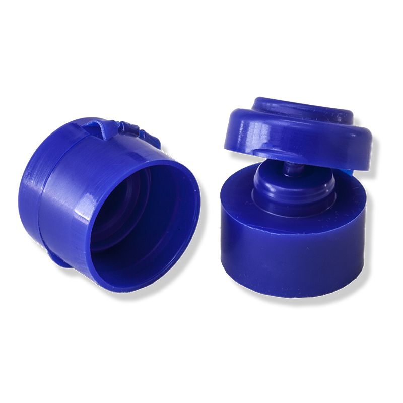 Tapón Dosificador Líquidos Azul - Anfra Packaging
