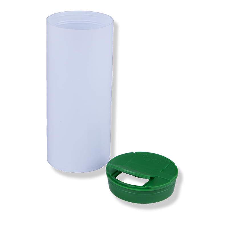 53X144 WHITE CANISTER - Anfra Packaging