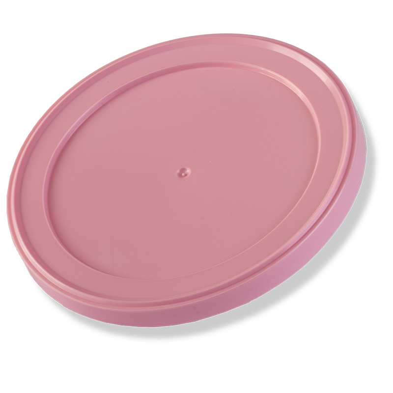 99mm Pink Plastic Overcap * B 15 - Anfra Packaging