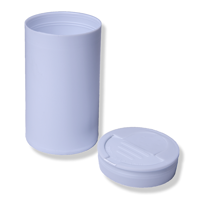53X99 WHITE CANISTER - Anfra Packaging