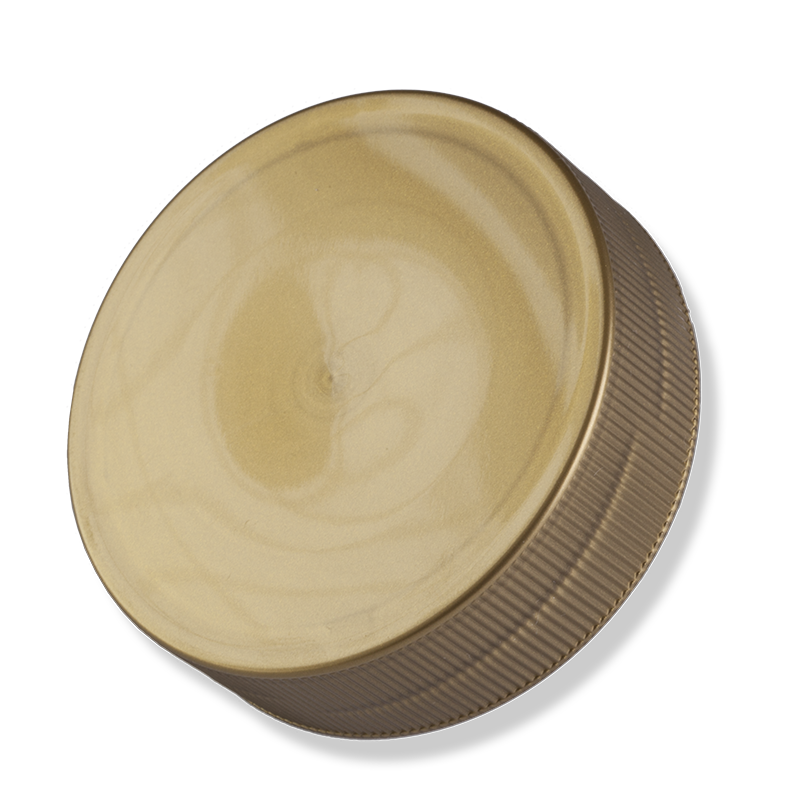 63mm Twist-Off Golden Cap (2016) - Anfra Packaging