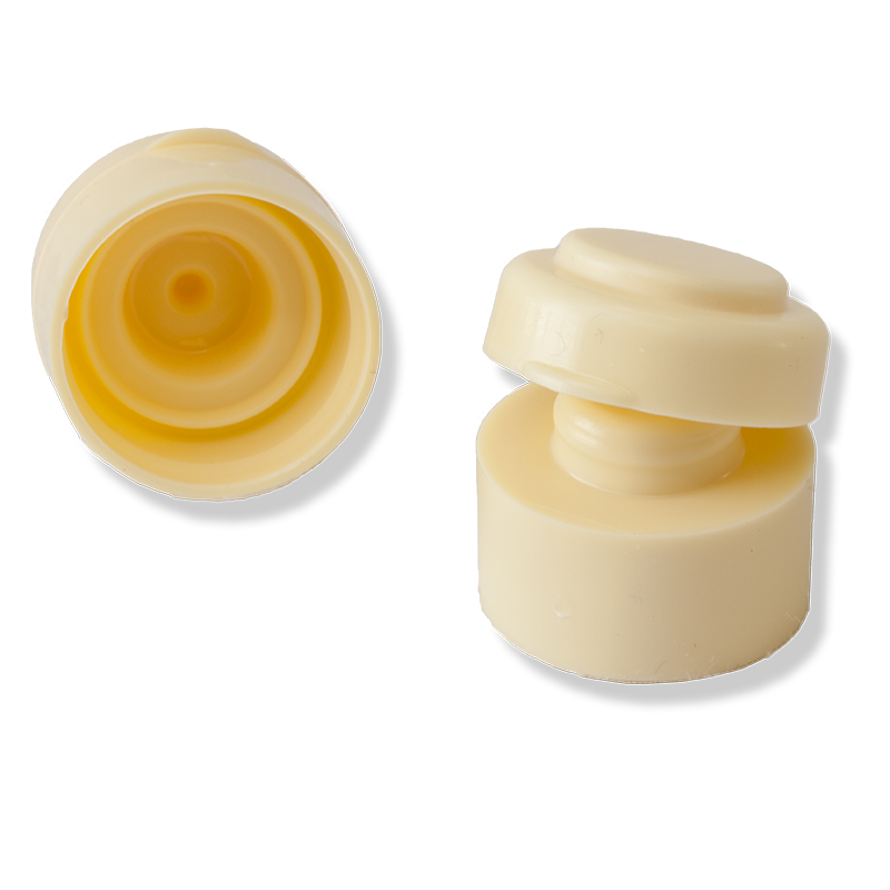 Ivory Dosing Cap - Anfra Packaging