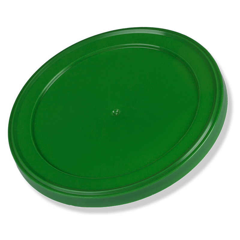 100mm Green Plastic Overcap - Anfra Packaging