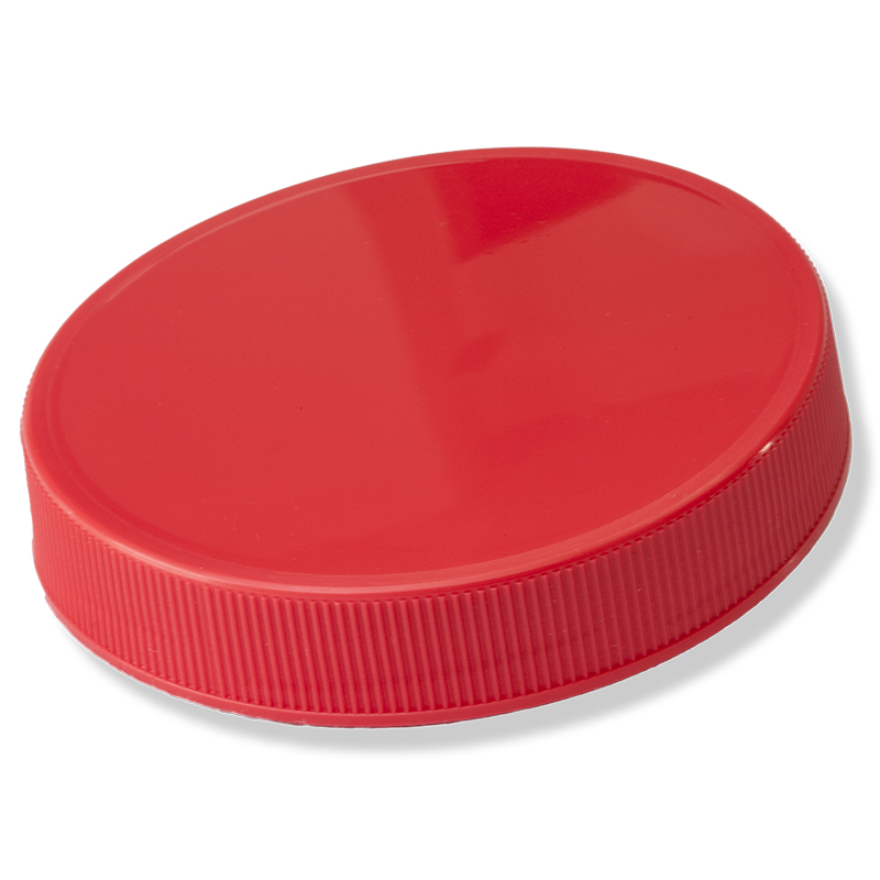 89mm Twist Off Red Cap - Anfra Packaging