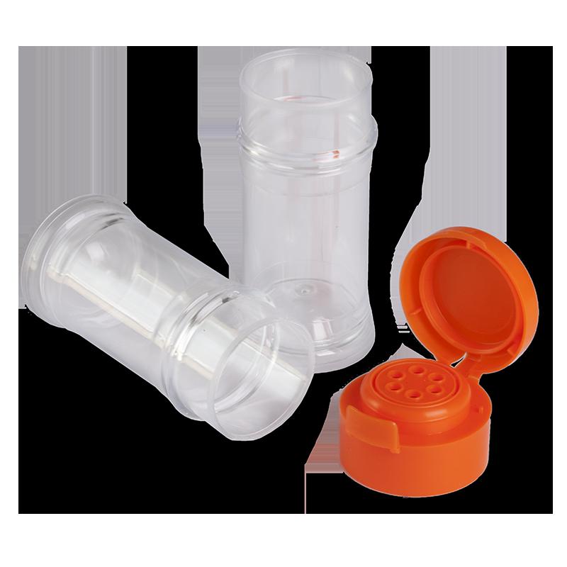 Tarro TR-N,Tapa TR-40 Naranja Precinto - Anfra Packaging