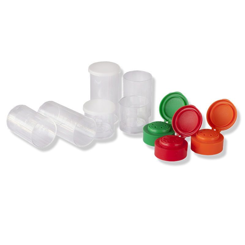 57X37 Tube + TB37 Red Lid - Anfra Packaging
