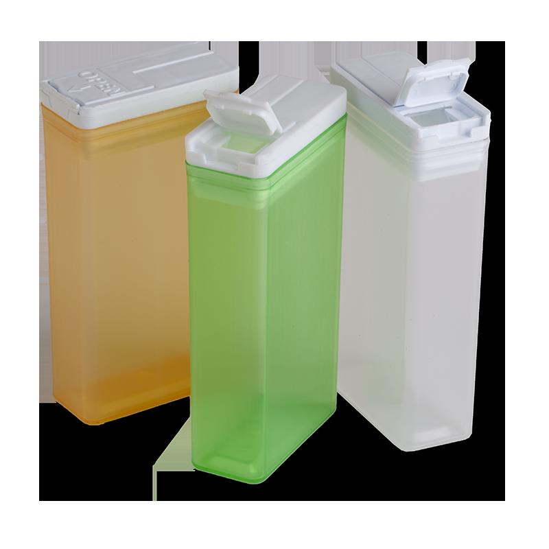 Pilulier Plastique pour 100 Comprimés - Anfra Packaging