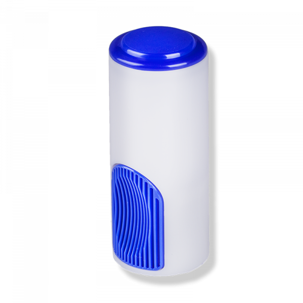 Labelled Sweetener Dispenser + Blue Lid For 850 Tablets - Anfra Packaging