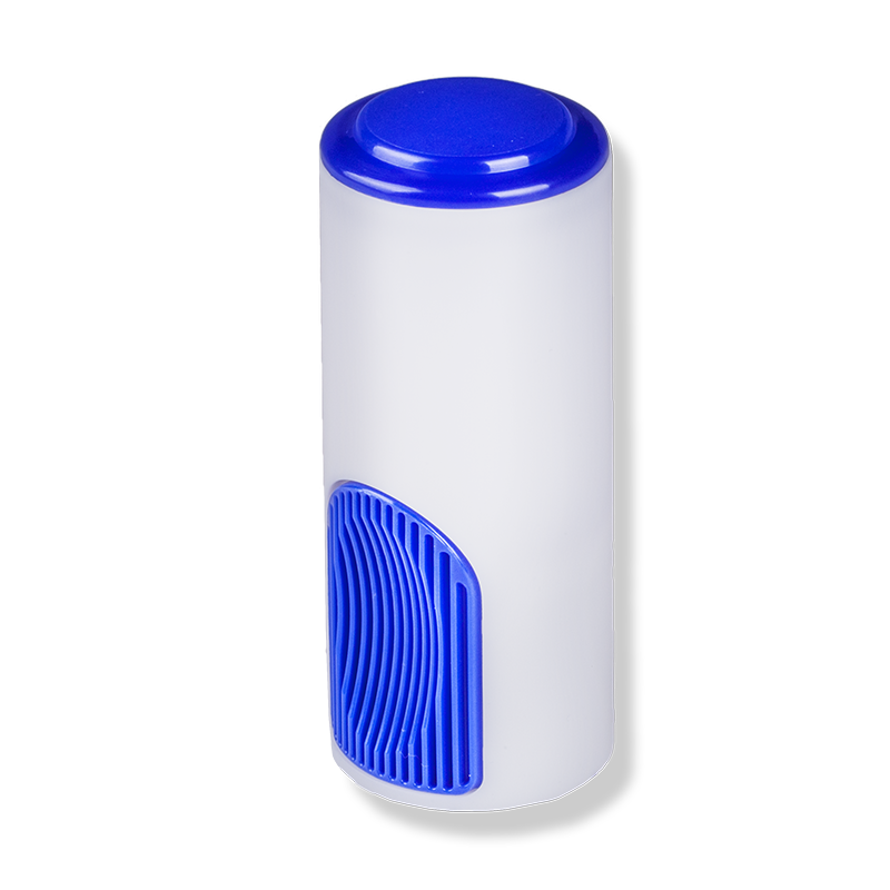 Labelled Sweetener Dispenser + Blue Lid For 850 Tablets - Anfra Packaging