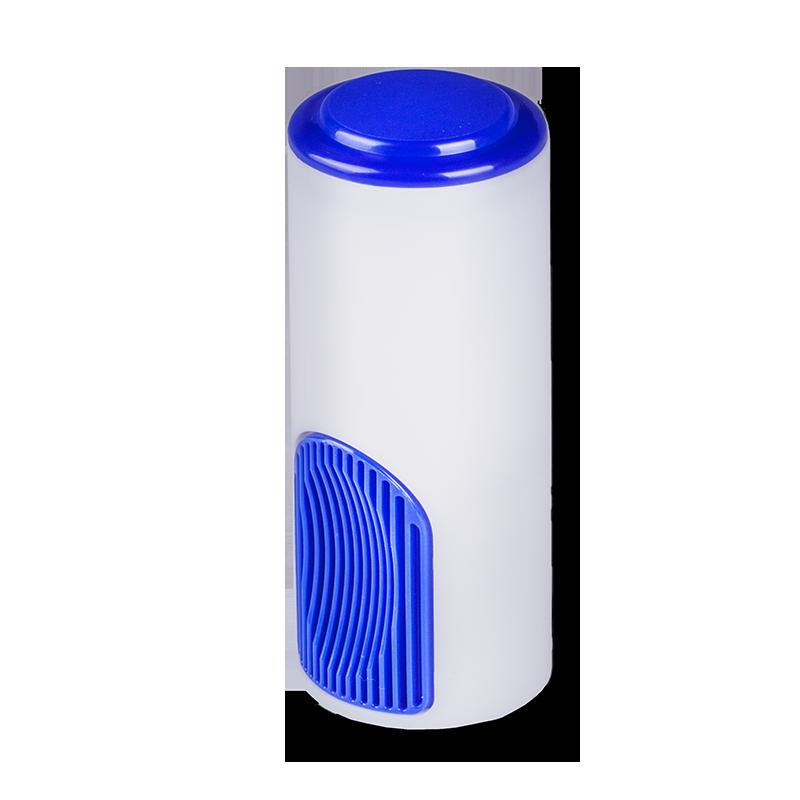 Envase Dispensador Sacarina 850 Comprimidos Tapa Azul – Etiquetado Opcional - Anfra Packaging