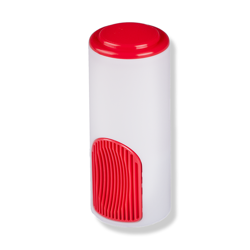 Labelled Sweetener Dispenser + Red Lid For 650 Tablets - Anfra Packaging