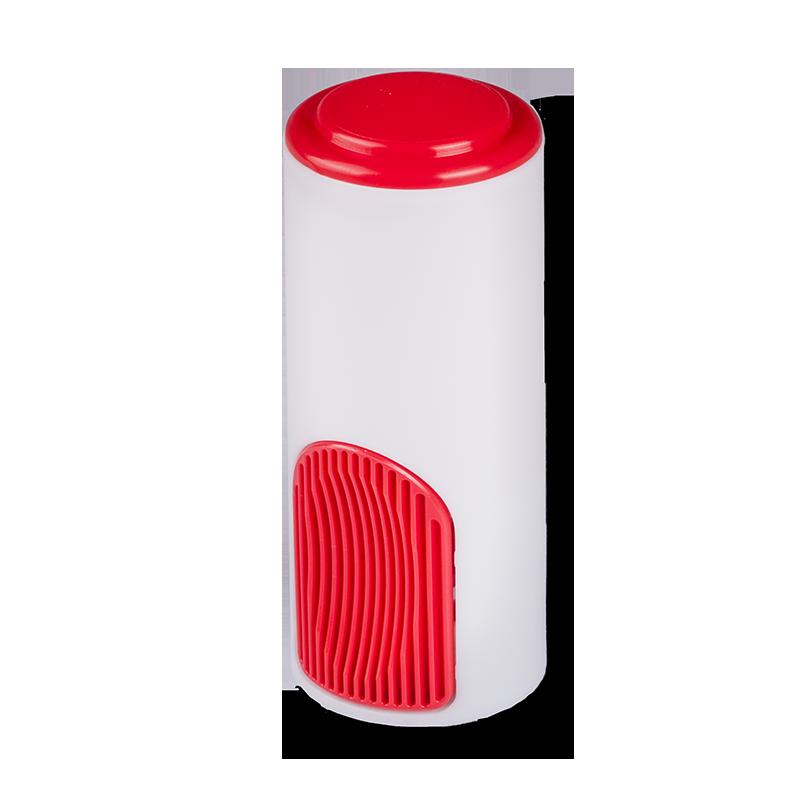 Envase Dispensador Sacarina 850 Comprimidos Tapa Roja – Etiquetado Opcional - Anfra Packaging