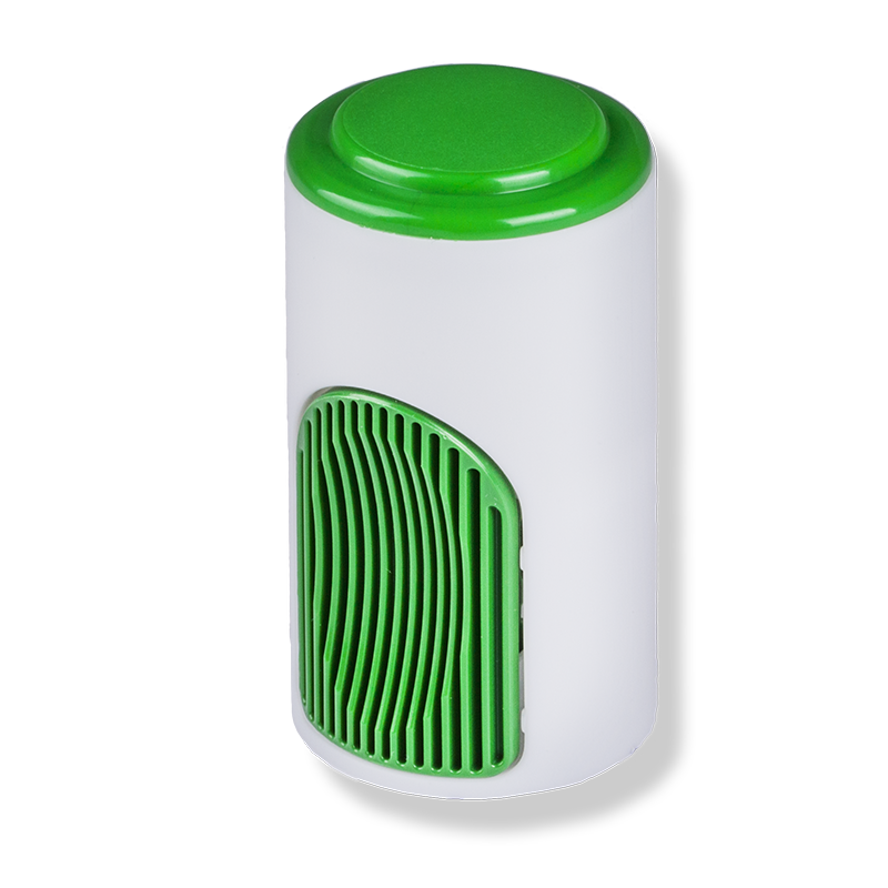 Labelled Stevia Dispenser + Green Lid For 175 Tablets - Anfra Packaging