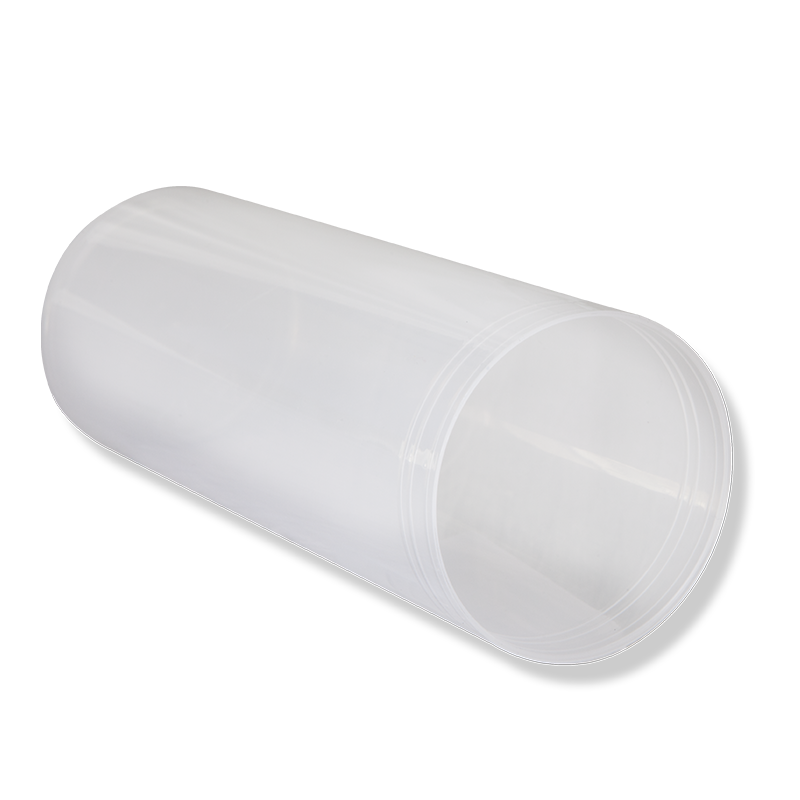 53×144 TRANSLUCENT CANISTER - Anfra Packaging