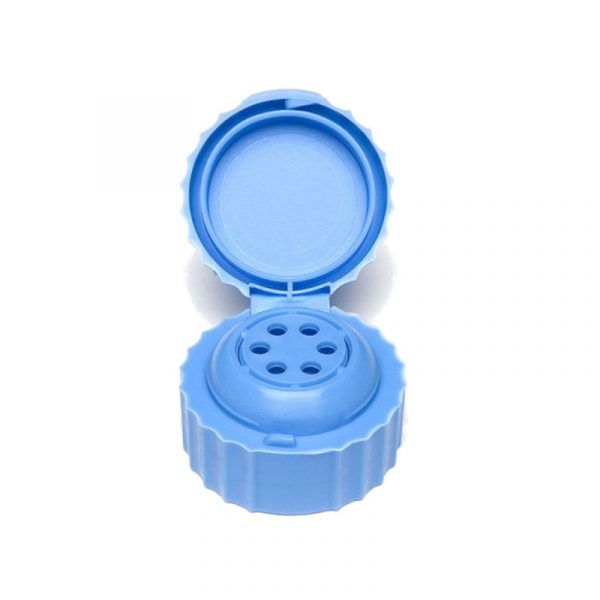 Green Flip Top Cap For Glass Jarr # - Anfra Packaging