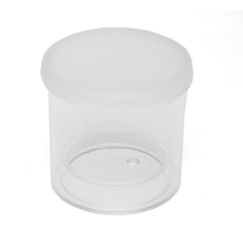 37X37 Tube With Translucent Lid (IASA-2) - Anfra Packaging