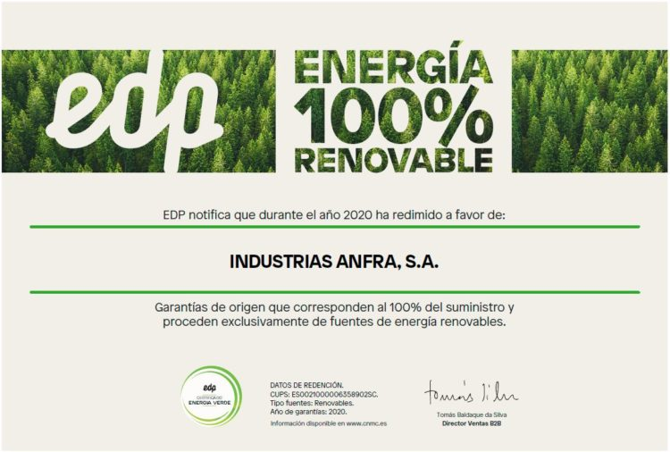 ENERGIA-VERDE-ENERGIA-RENOVABLE-ECONOMIA-CIRCULAR-HUELLA-CARBONO-EMISIONES-CO2-RESPONSABILIDAD-SOCIAL-750x506 Towards a Neutral Carbon Footprint ANFRA